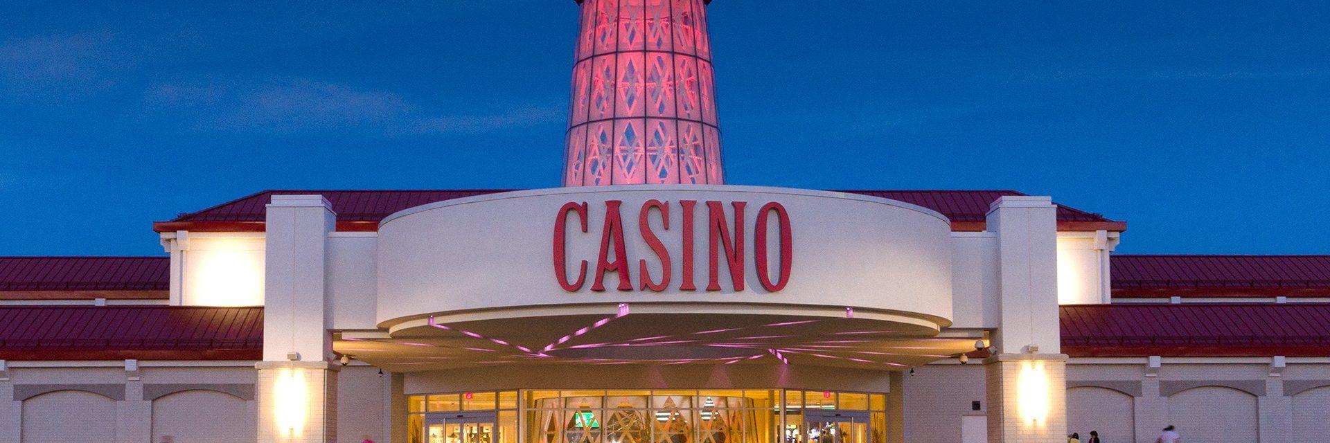 Casinos terrestres du Canada